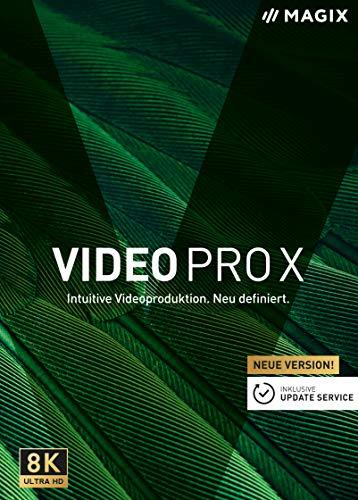 Video Pro X – Version 12 – Preisgekrönte Videoschnittsoftware für professionelle Videobearbeitung   Standard   PC   PC Aktivierungscode per Email