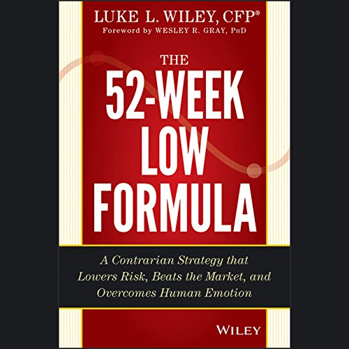 The 52-Week Low Formula cover art