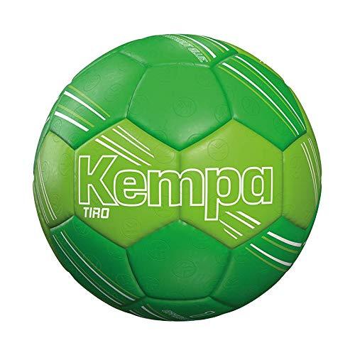 Kempa Unisex– Erwachsene Tiro Handball, Fluo grün/grün, 1