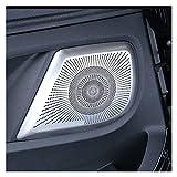 Huajin Ajuste para Mercedes-Benz V260 Vito Puerta de Coche Altavoz de Sonido Cubierta de Altavoz de Coches Altavoz de Audio Altavoz de Altavoz de Altavoz Tapa de Ajuste