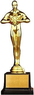 Further Logro de Oro Trofeo de Oro - Pequeño Trofeo al Estilo Oscar para la Entrega de premios y Celebraciones de Fiestas ...