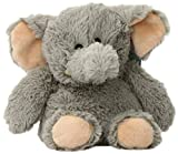 Caldo peluche Warmies a elefante,riscaldabile in microonde