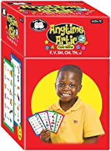 Super Duper Publications Anytime Artic 2 (SH, CH, TH, J, F, V in All Positions) Flash Card Game Educational Learning Resource for Children