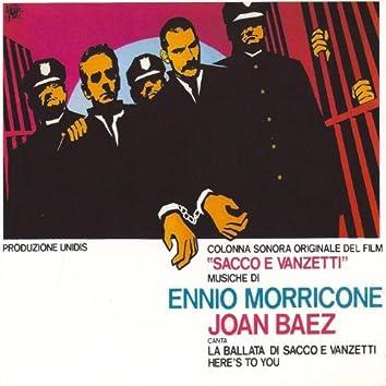 Sacco e Vanzetti (Original motion picture soundtrack)