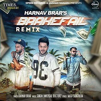 Brakefail (Remix) - Single