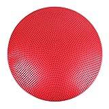 Cando W54266R Balance Disc, Rosso, Ø60 cm