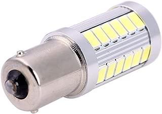 2pcs Car LED Light Auto Daytime Running Light Reversing light Brake light 1156 BA15S PY21W LED White Bulb 33SMD