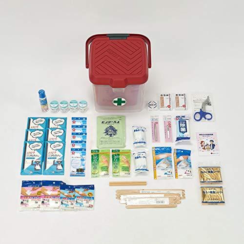 ミドリ安全 救急用品 救急セット10人用-2