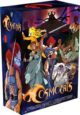 Cosmocats - Edition 6 DVD - Coffret partie 1