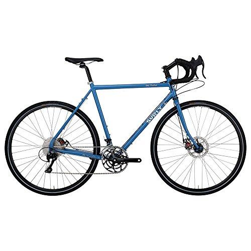 Surly Disc Trucker - Rueda de bicicleta de 10 velocidades (m
