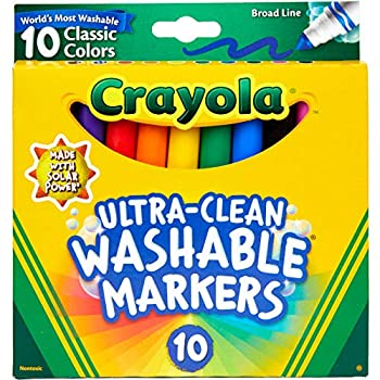 Best crayola markers washable Reviews