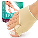 Bunion Splint Bunion Corrector - Big Toe Straightener - Corrector Bunion for Sport - Bunion Socks for Hallux Valgus Bunion Pain Relief