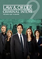 Law & Order: Criminal Intent - the Ninth Year [DVD] [Import]