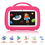 PADGENE Kids Edition Tablet 7 inch, Android 9.0 OS, 1GB Ram 16GB Rom
