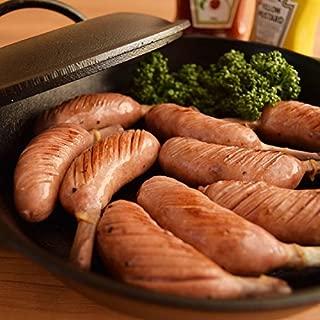 骨付きポークソーセージ 10本入 あらびき 粗挽き ウインナー ウィンナー ソーセージ 人気 冷凍 業務用 バーベキュー BBQ 焼肉 焼き肉