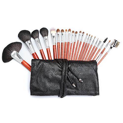 Pinceau de Maquillage Pinceaux de Maquillage 22 PCs Ensemble de pinceaux de Maquillage Pinceau synthétique de qualité supérieure Mélange pour Le Visage Poudre pour Le Visage Blush Concealers Ombres à