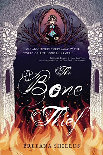 The Bone Thief (Bone Charmer, 2)