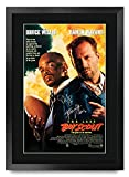 HWC Trading FR A3 The Last Boy Scout Movie Poster Bruce