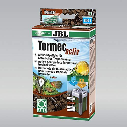 JBL 1 Liter Tormec activ Aktiv-Torf Pellets Filtermaterial Aquarium (9,95€/L)