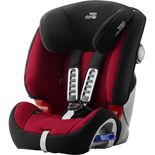 Britax Römer Multi-Tech III Siège Auto Groupe 1/2 - Flame Red