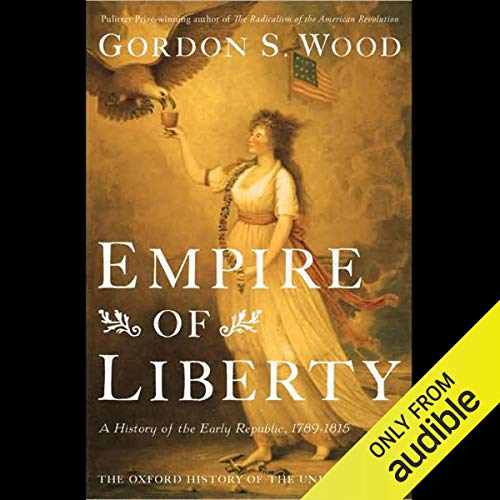 Empire of Liberty  By  cover art