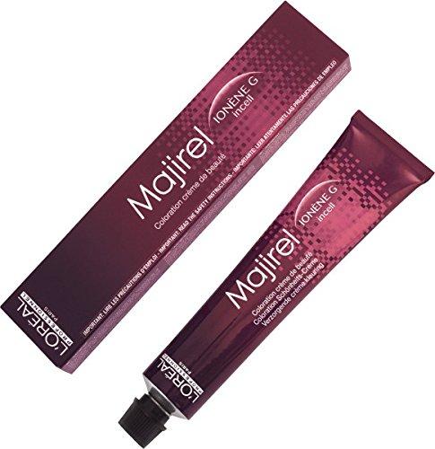 L'Oréal Professionnel Majirel- 5,12 hellbraun asch irisé, Tube, 50 ml