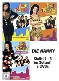 Die Nanny Staffel 1-3 (9 DVDs)
