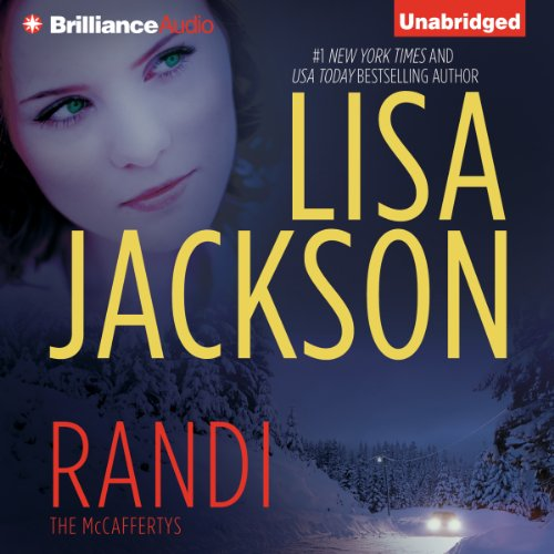 Randi     The McCaffertys, Book 4              By:                                                                                                                                 Lisa Jackson                               Narrated by:                                                                                                                                 Amy McFadden                      Length: 4 hrs and 57 mins     88 ratings     Overall 4.2