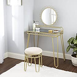 Better Homes and Gardens Mirabella Vanity & Stool