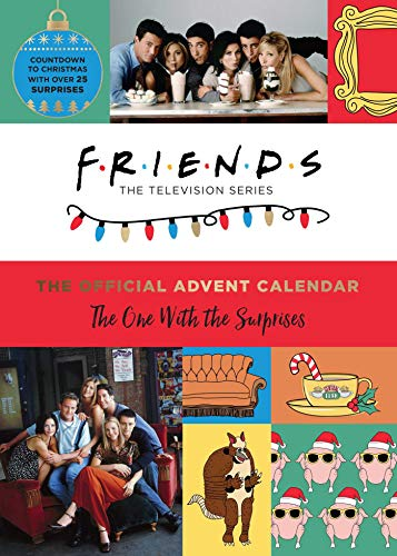 Friends: The Official Advent Calendar: The One With the Surprises | Friends TV Show