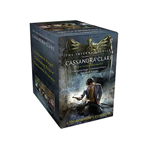 Clare, C: The Infernal Devices, the Complete Collection