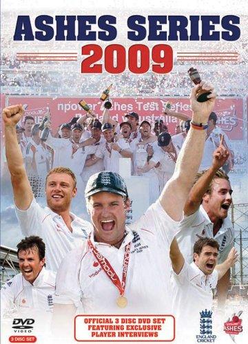 Ashes Series 2009 (5 Dvd) [Edizione: Regno Unito] [Edizione: Regno Unito]