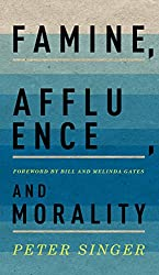 Famine, Affluence, and Morality - Peter Singer Book Cover
