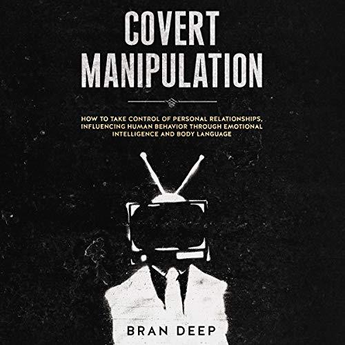 Covert Manipulation cover art
