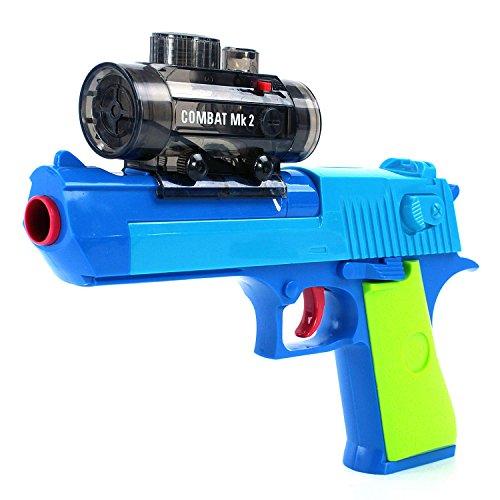 KiiToys Foam Dart Gun Blaster Toy - Shoot Water Beads Bullet Ball...