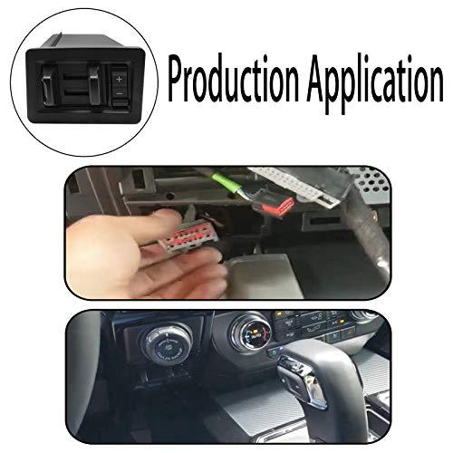 WEILEITE JL3Z-19H332-AA in-Dash Trailer Brake Controller