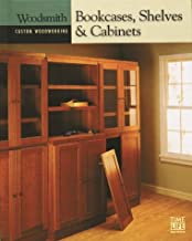 BOOKCASES, SHELVES & CABINETS / CUSTOM WOODWORKING