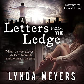 Letters from the Ledge audiobook cover art