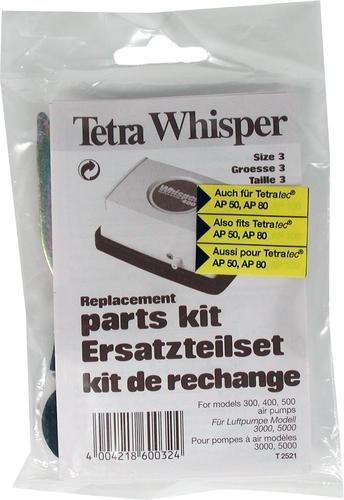 Tetra AP 200, vervangingsonderdelenset voor AP luchtpompen