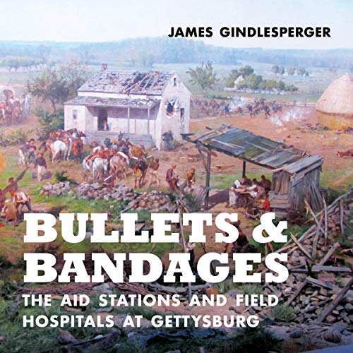 Bullets and Bandages: The Aid Stations and Field Hospitals at Gettysburg