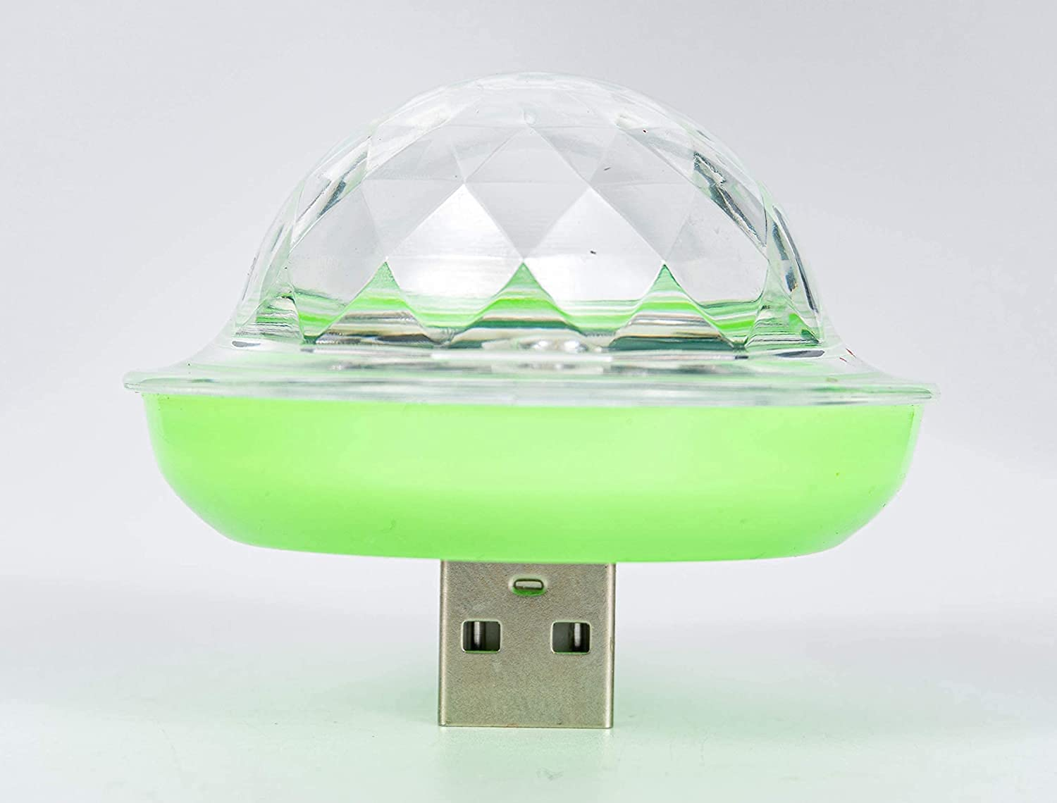 USB Mini Disco Lights, Small Party Lights Ball, Sound Activated Strobe