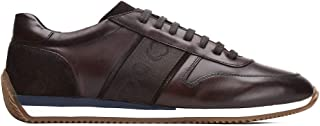 Base London Brown - Sneaker da uomo
