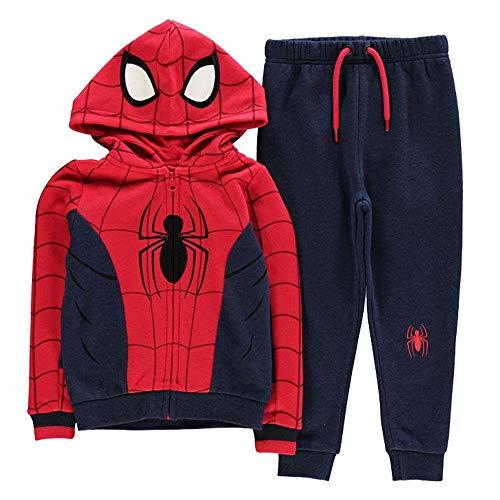 Character - Chándal - niño Multicolor Spiderman