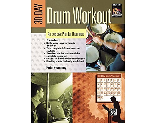 30-Day Drum Workout (An Exercise Plan for Drummers)