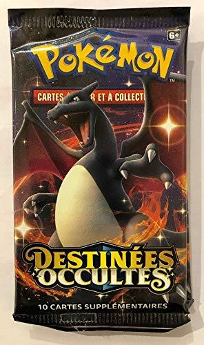 Pokemon Booster Destinées Occultes SL11,5 Neuf Scellé Illustration Dracaufeu
