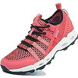 Ranberone Zapatos de Deporte al Aire Libre Antideslizantes para Mujer Zapatos de Agua de Malla...