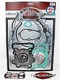 Hi-Caliber Powersports Parts COMPLETE FULL Engine Motor Gasket Kit for the 1988-2000 Honda TRX 300 2x4 & 4x4 Fourtrax