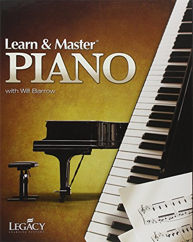 Learn and Master Piano (Learn & Master): Standard Edition