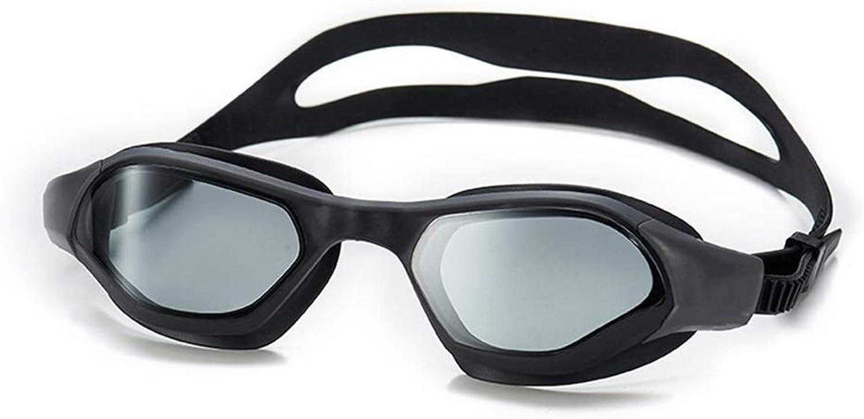 JBP max Schwimmbrille für Mnner und Frauen HD Anti-Fog Wasserdichte Schutzbrillen knnen eingestellt Werden