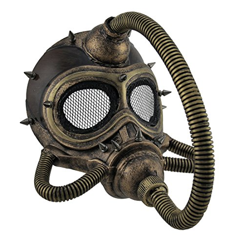 gas mask steampunk